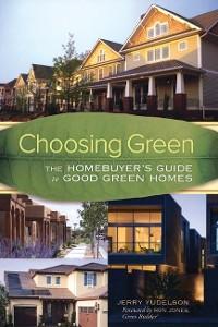 Cover Choosing Green