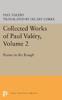 Cover Collected Works of Paul Valery, Volume 2