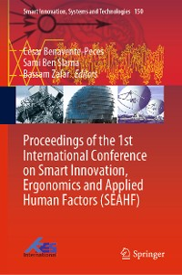 Cover Proceedings of the 1st International Conference on Smart Innovation, Ergonomics and Applied Human Factors (SEAHF)
