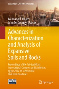 Cover Advances in Characterization and Analysis of Expansive Soils and Rocks