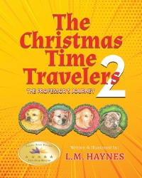 Cover The Christmas Time Travelers 2