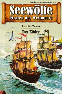 Cover Seewölfe - Piraten der Weltmeere 414