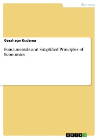 Cover Fundamentals and Simplified Principles of Economics
