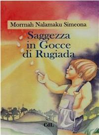 Cover Saggezza in Gocce di Rugiada