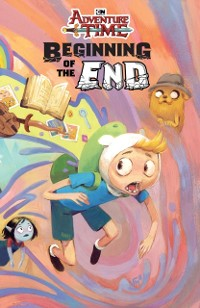 Cover Adventure Time: Beginning of the End