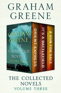 Cover Collected Novels Volume Three