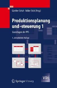 Cover Produktionsplanung und -steuerung 1