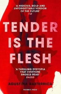 Cover Tender is the Flesh