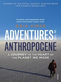Cover Adventures in the Anthropocene