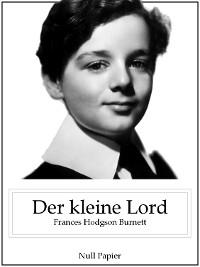 Cover Der kleine Lord