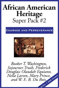 Cover African American Heritage Super Pack #2