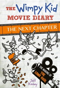 Cover Wimpy Kid Movie Diary