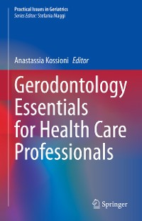 Cover Gerodontology Essentials for Health Care Professionals