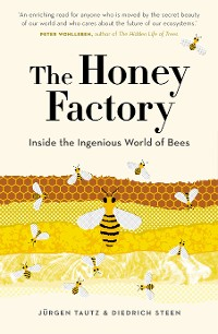 Cover The Honey Factory