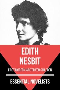 Cover Essential Novelists - Edith Nesbit