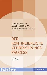 Cover Der Kontinuierliche Verbesserungsprozess