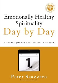Cover Emotionally Healthy Spirituality Day by Day