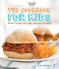 Cover The Cookbook for Kids