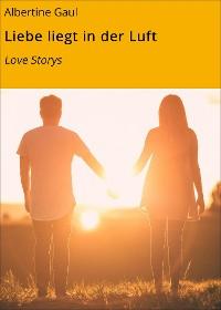 Cover Liebe liegt in der Luft