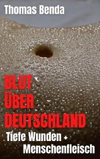 Cover Blut über Deutschland