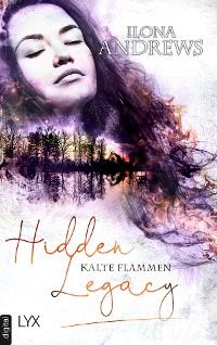 Cover Hidden Legacy - Kalte Flammen