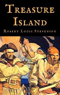 Cover Robert Louis Stevenson: Treasure Island (English Edition)