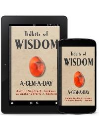 Cover Tidbits of Wisdom A-Gem-A-Day