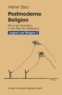 Cover Postmoderne Religion