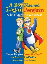 Cover A Boy Named Penguin