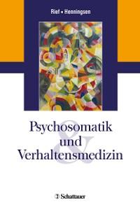 Cover Psychosomatik und Verhaltensmedizin