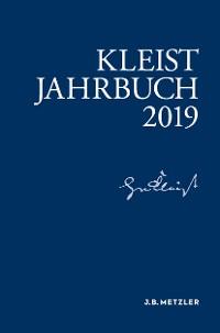 Cover Kleist-Jahrbuch 2019