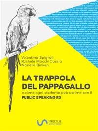 Cover La trappola del pappagallo
