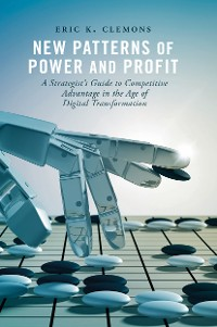 Cover New Patterns of Power and Profit