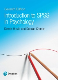 Cover Introduction to SPSS in Psychology