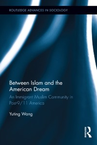 Cover Between Islam and the American Dream
