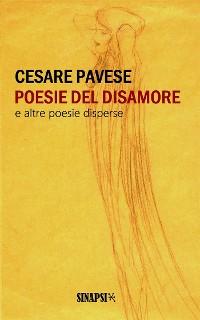 Cover Poesie del disamore
