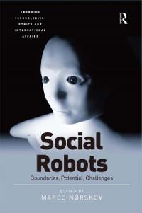 Cover Social Robots