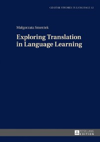 Cover Exploring Translation in Language Learning