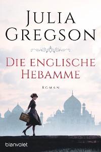 Cover Die englische Hebamme