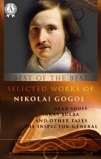 Cover Selected works of Nikolai Gogol