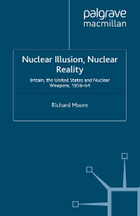 Cover Nuclear Illusion, Nuclear Reality