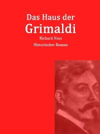 Cover Das Haus der Grimaldi
