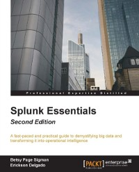 Cover Splunk Essentials - Second Edition