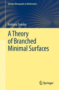 Cover A Theory of Branched Minimal Surfaces
