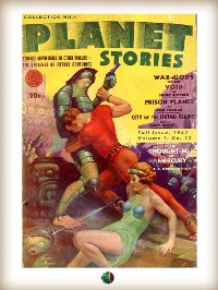 Cover PLANET STORIES [ Collection no.4 ]