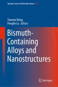Cover Bismuth-Containing Alloys and Nanostructures