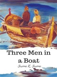 Cover Three Men in a Boat