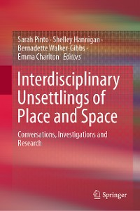 Cover Interdisciplinary Unsettlings of Place and Space