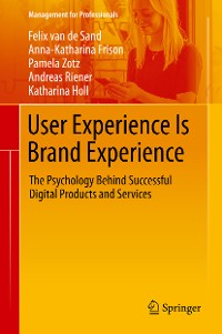 Cover User Experience Is Brand Experience