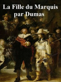 Cover La Fille du Marquis